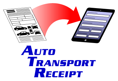 Auto Transport Receipt VS Bill Of Lading