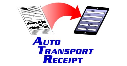 Auto Transport Receipt Best Auto Transport Bill Of Lading - Auto transport invoice template